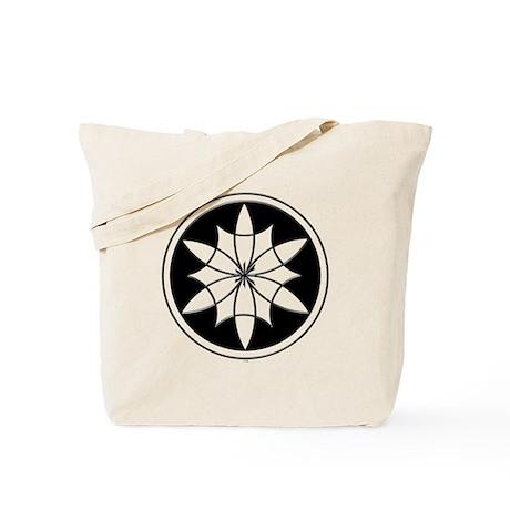 Seed of Life Crop Circle Desi Tote Bag