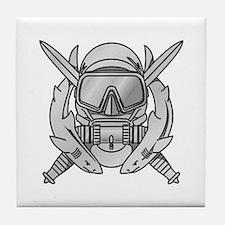 Combat Diver (2) Tile Coaster