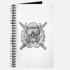 Combat Diver (2) Journal