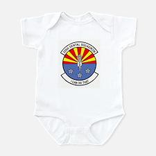 355 DENTAL SQD. Infant Bodysuit