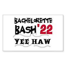 Bachelorette Bash 11 Decal