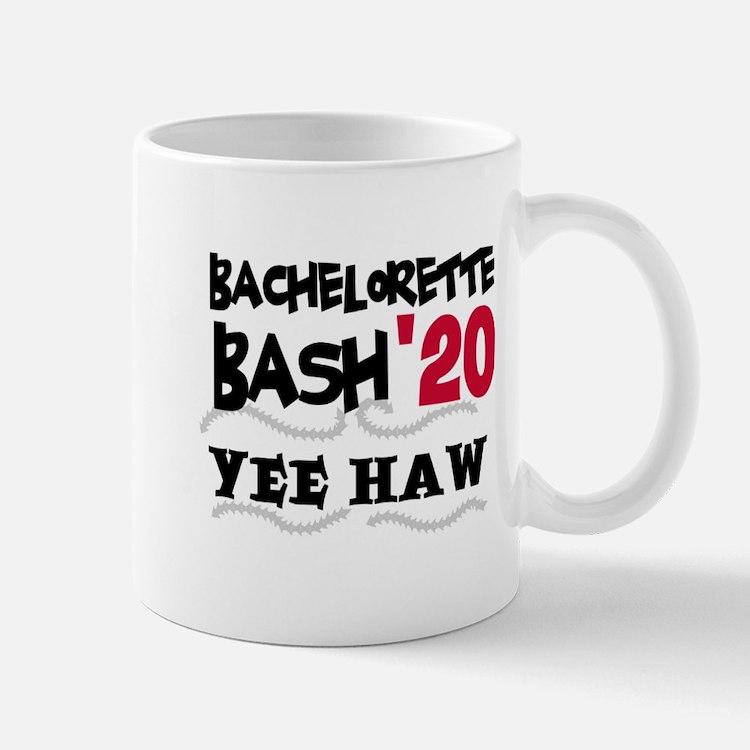 Bachelorette Bash 16 Mug Mugs