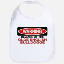 OLDE ENGLISH BULLDOGGE Bib