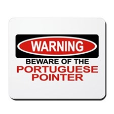 PORTUGUESE POINTER Mousepad
