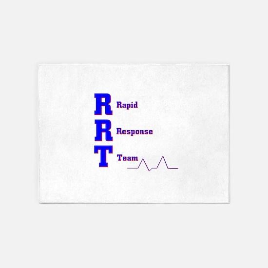 Rapid Response Team 5'x7'Area Rug
