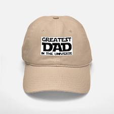Greatest Dad Baseball Baseball Cap