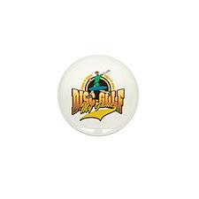 Disc Golf My Game Mini Button (100 pack)