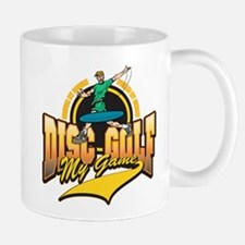 Disc Golf My Game Mug