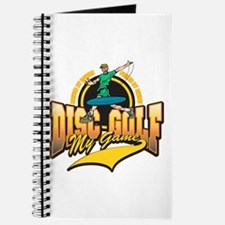 Disc Golf My Game Journal