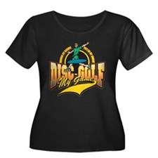 Disc Golf My Game T