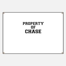 Property of CHASE Banner