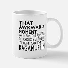 Awkward Ragamuffin Cat Designs Mug