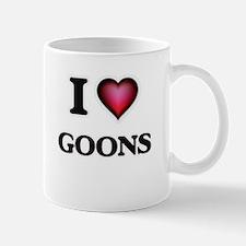 I love Goons Mugs