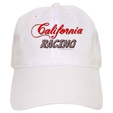 California Racing Baseball Baseball Cap