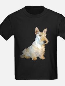 Scottish Terrier Blonde T