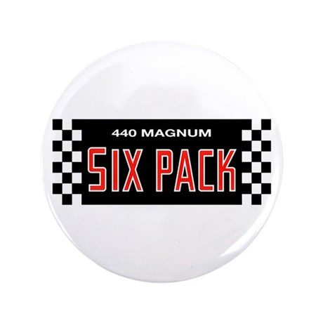 "Six Pack 3.5"" Button"