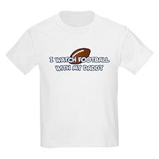 Detroit Football Daddy T-Shirt