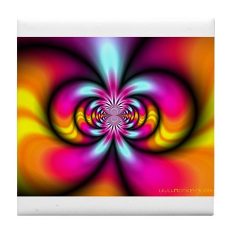 Infinite Imagination Tile Coaster