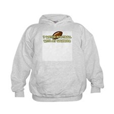 Green Bay Football Grandpa Hoodie