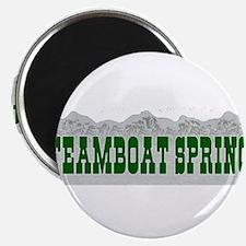 Steamboat Springs, Colorado Magnet