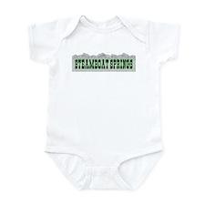 Steamboat Springs, Colorado Infant Bodysuit