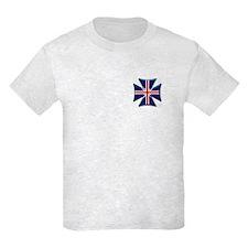 British Biker Cross T-Shirt