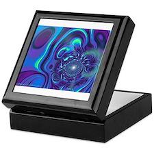 Ultraviolet Visions Keepsake Box
