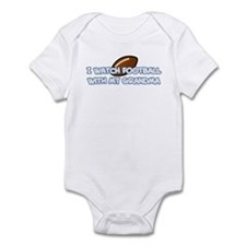 Indianapolis Football Grandma Infant Bodysuit