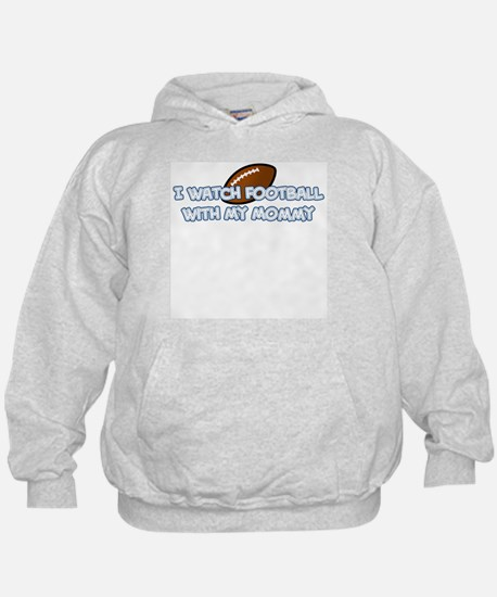 Indianapolis Football Mommy Hoodie