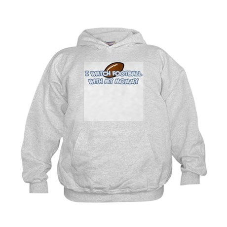 Indianapolis Football Mommy Kids Hoodie