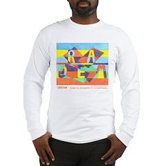 Dream Unisex Long Sleeve T-Shirt