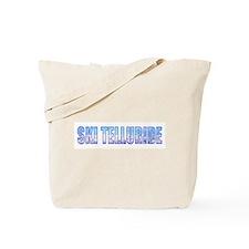 Ski Telluride Tote Bag