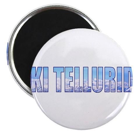 Ski Telluride Magnet