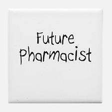 Future Pharmacist Tile Coaster