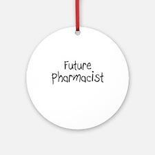 Future Pharmacist Ornament (Round)