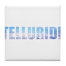 Telluride Tile Coaster