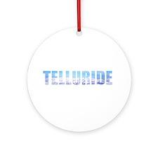 Telluride Ornament (Round)