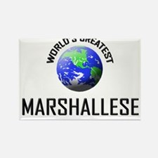 World's Greatest MARSHALLESE Rectangle Magnet