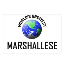 World's Greatest MARSHALLESE Postcards (Package of