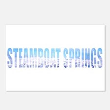 Steamboat Springs, Colorado Postcards (Package of