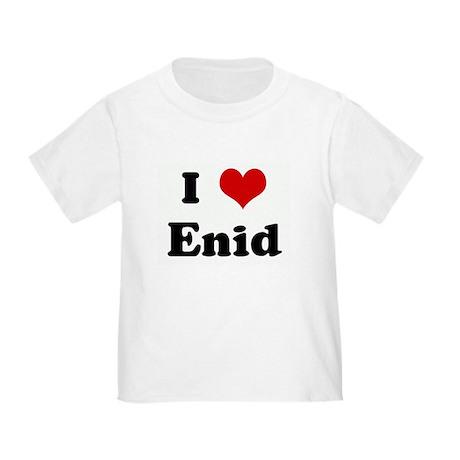 I Love Enid Toddler T-Shirt