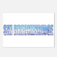 Ski Breckenridge Postcards (Package of 8)