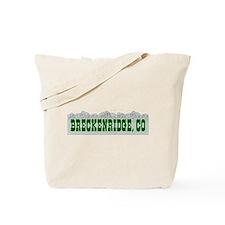 Breckenridge, Colorado Tote Bag