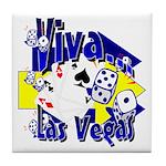 Viva Las Vegas Tile Coaster