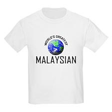 World's Greatest MALAYSIAN T-Shirt