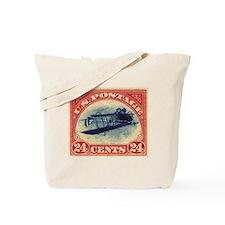 Unique Stamping Tote Bag