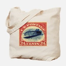 Cute Stamp collector Tote Bag