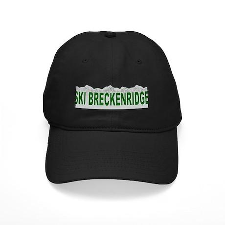 Ski Breckenridge Black Cap