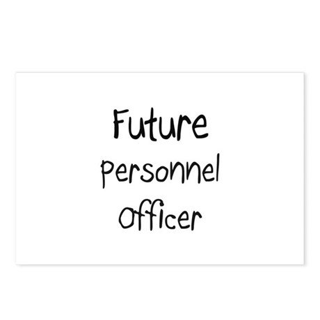 Future Personnel Officer Postcards (Package of 8)