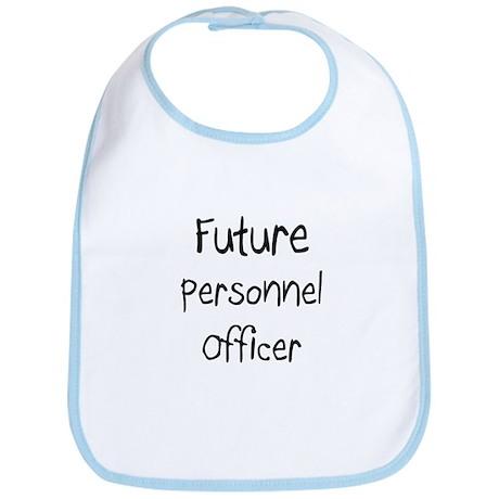 Future Personnel Officer Bib
